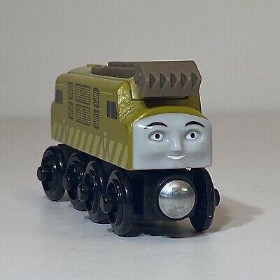 Thomas & Friends Wooden Railway Train Tank Engine - Diesel 10 - Claw