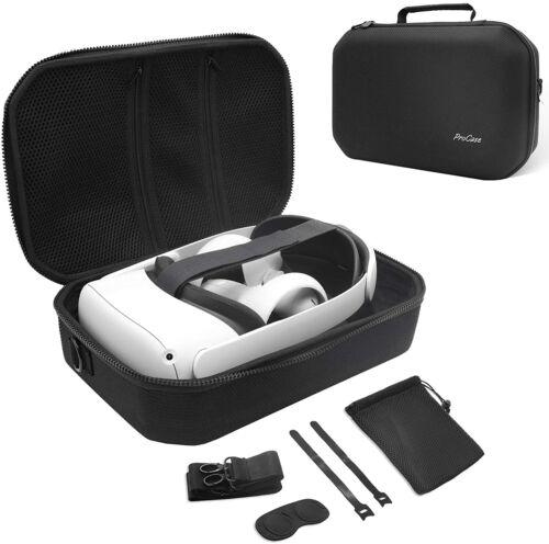 ProCase Hard Travel Case for Oculus Quest 2 VR Gaming Headset