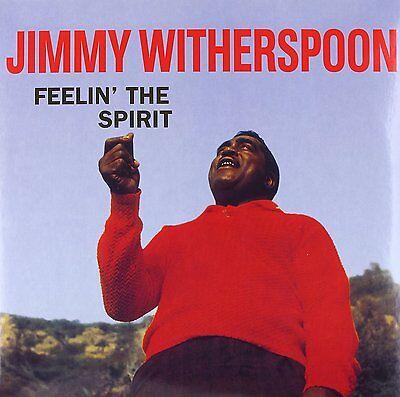 JIMMY WITHERSPOON - FEELIN' THE SPIRIT Reissue (180g Audiophile LP | VINYL)