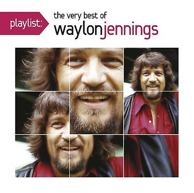 WAYLON JENNINGS - THE VERY BEST OF NEW SEALED CD Country / Outlaw (The Very Best Of Outlaw Country)