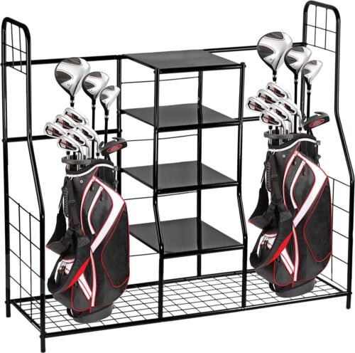 Golf Supply Organizer Sports Dual Golf Storage Organizer Golf beg Organizer