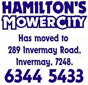 All Lawnmower, Chainsaw, Ride on, Garden Equipment Repairs. Invermay Launceston Area Preview