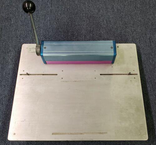 Ternes Plate Punch for Hamada Ryobi printing press