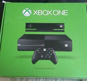 Xbox One (500gb) with 4 games Waikiki Rockingham Area Preview