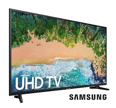 "Samsung 43"" LED TV Class 4K 2160p Smart HDTV UN43NU6950FXZA Full HD"