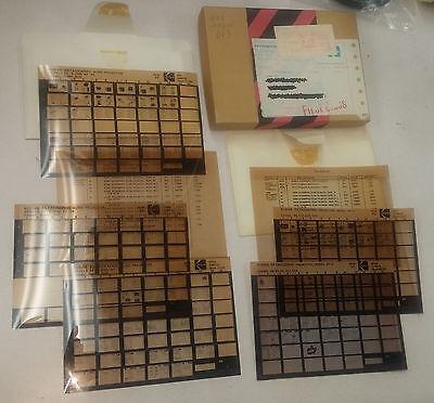 Проекторы для показа MicroFilm Service Manual