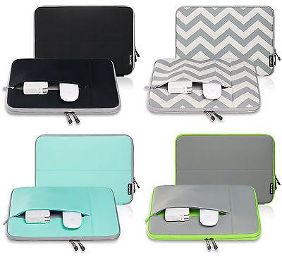 MacBook Pro Sleeve 13, 15 inch Neoprene Case Cover Laptop Ma
