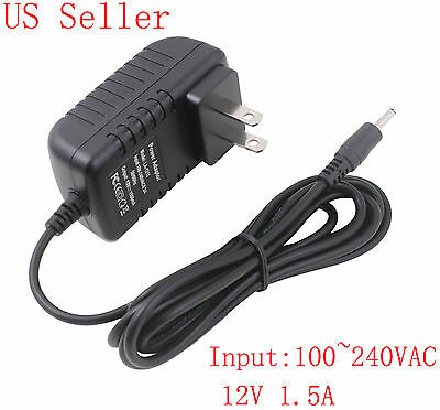 "AC Adapter Home Wall Charger for Acer Iconia 7"" 10"" Tablet A500 A100 A501 Power"