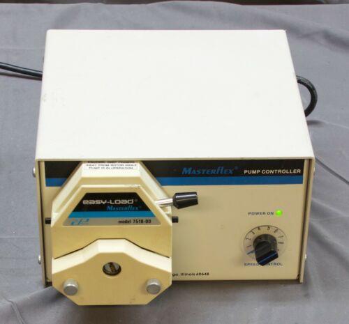 Cole Parmer 7553-60 W/ 7518-00 Pump Head   (R25A)