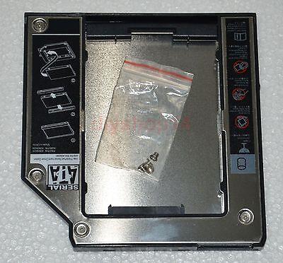 Lot 10 ibm lenovo laptop w700 r60 t61 z61m laptop hard drive caddy rail