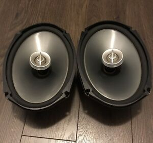 Infinity reference 9612i 6x9 speakers (pair)