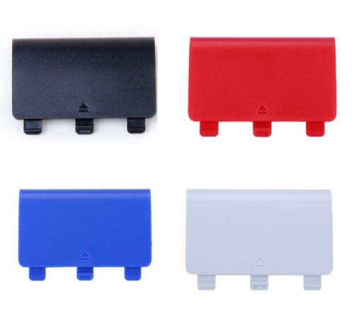 Xbox One Wireless Controller Battery Cover Replacement Black White Red Gray Blue