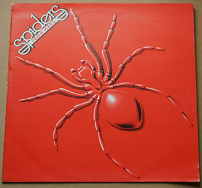 "David Bowie Spiders From Mars 12"" 33RPM Pye Label NSPL18479 Disc EX"