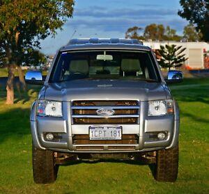 2007 Ford Ranger XLT Dual Cab Auto 4x4 3.0L DT