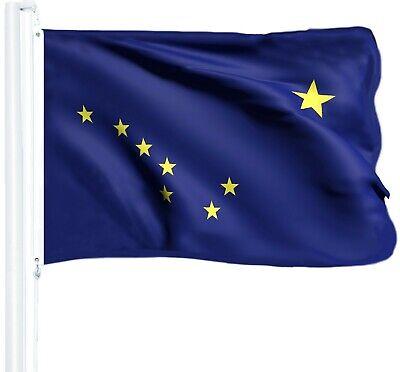 State of Alaska Flag 3'x5' House Banner 150D -