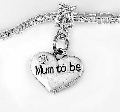 Mum to be jewelry best quality jewelry gift Charm Only mom mum (Best Mom To Be Gifts)