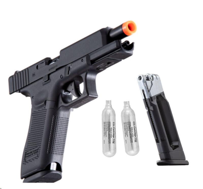 Umarex Elite Force Glock 17 Gen 5 CO2 Half Blowback Airsoft Pistol Gun 6mm BB