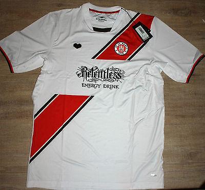 Relentless Energy Drink Herren Trikot Shirt St. Pauli XL Neu & OVP Fußball