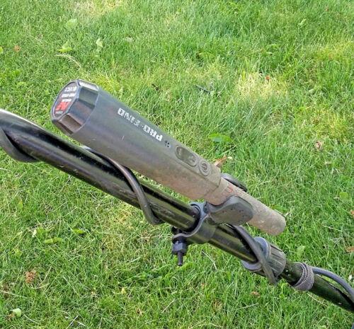 Metal Detector PIN POINTER Holder / Flashlight *MOUNT ONLY* PRO Minelab Garrett