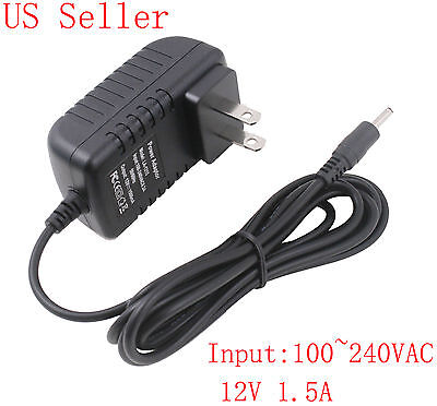 12V AC Adapter Home Wall Charger for Acer Iconia Tab A500 A100 Tablet Power PSU