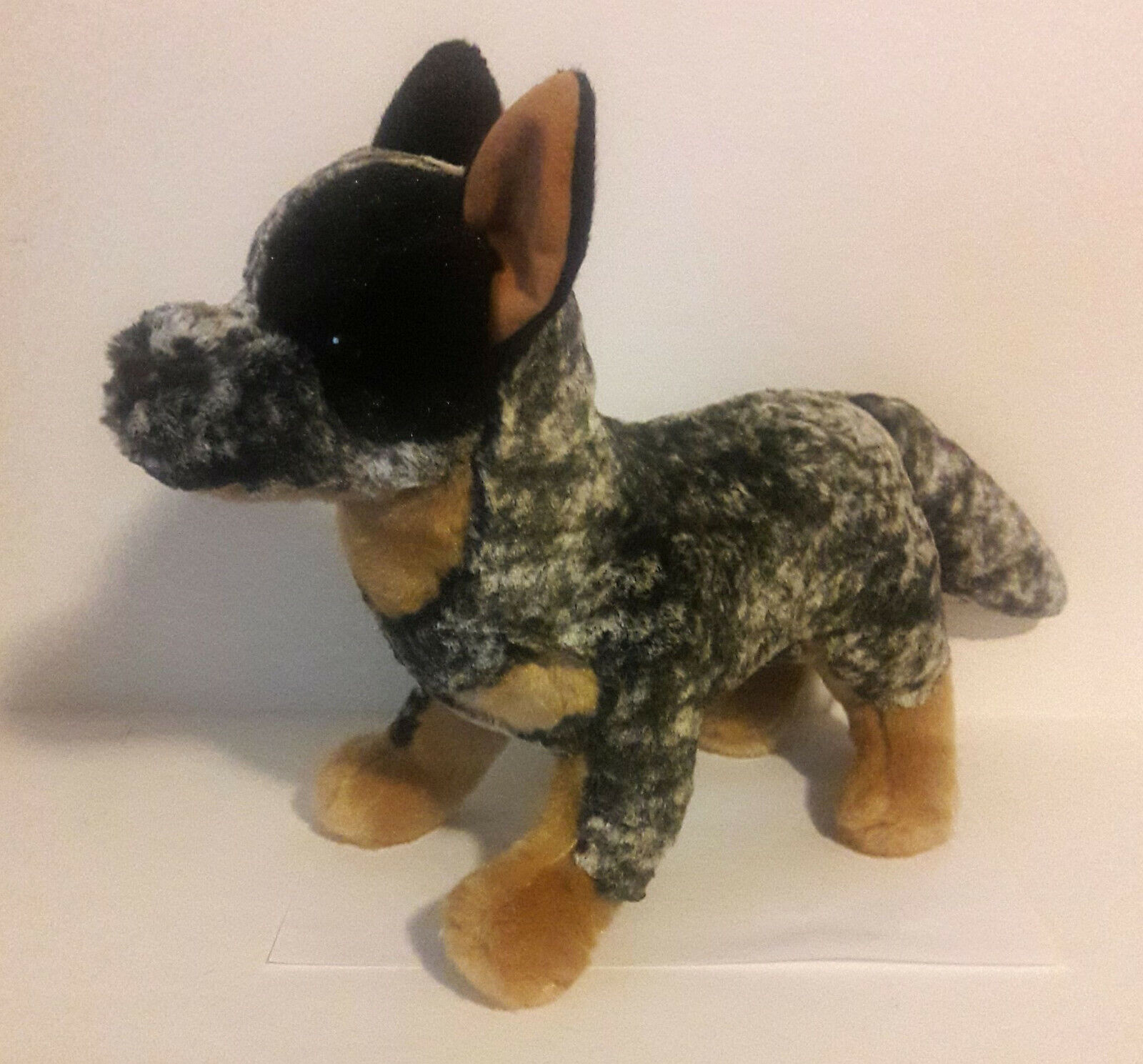 "Douglas Bolt AUSTRALIAN CATTLE DOG 16"" Plush Bold Stuffed An"