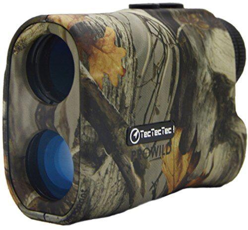 TecTecTec ProWild Hunting Rangefinder - 6x24 Laser Range Finder