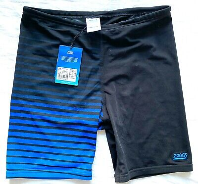 NEU Zoggs Cairns Badehose / Mid Jammer / Schwimmhose / Tights Gr. 6 / L / 36""