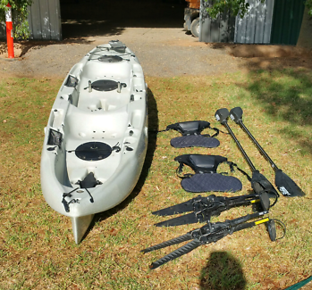 Hobie Outfitter 2 Seater 2015 model