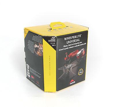 Msr whisperlite universal stove  Brand New