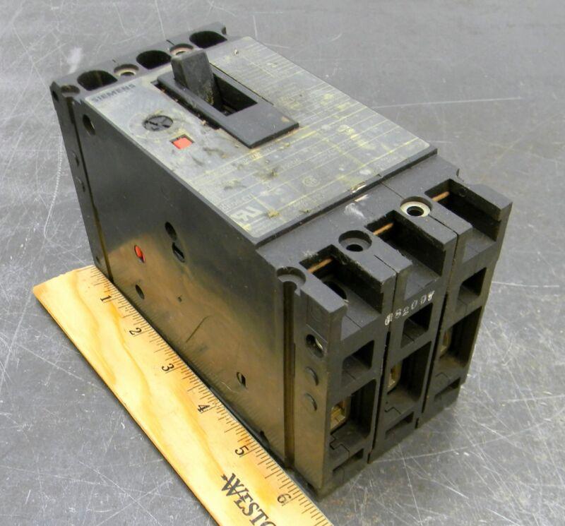 Siemens ED63A030 30 Amp 600 Volt 3 Pole Motor Starter Contactor