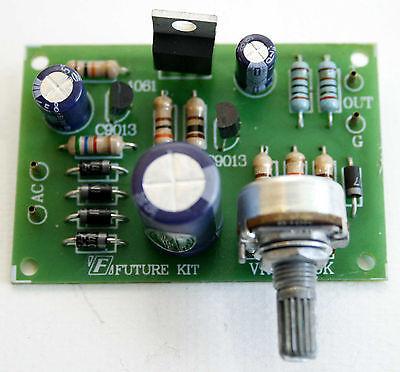 Regulator Power Supply Module Ac-dc 0-30v 1a Beginner Variable Power Supply