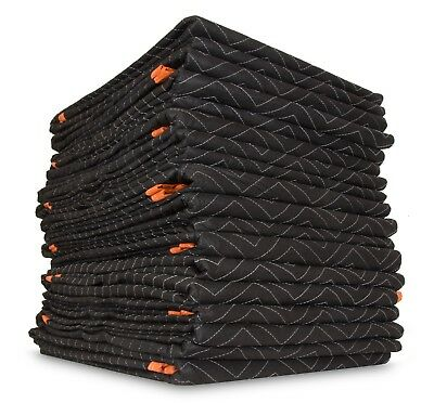 Wen 272812 72-inch By 80-inch Heavy Duty Padded Moving Blankets 12-pack