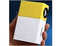 Mini Projector Protable Home Theater