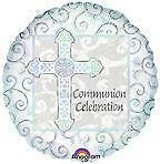 First Communion Balloons