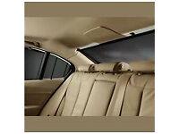 BMW E39 Rear Window Blinds Genuine Alpina M Sport Window Blinds