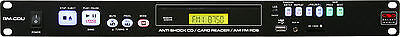 Galaxy Audio RM-CDU Rack Mount Tuner/ CD and MP3 Player Combo