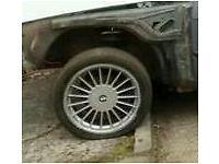 Bmw E30 Alpina wheels x3