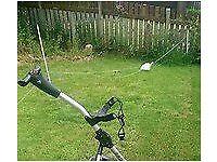 Pro Rider Electric Golf Trolley c/w 36 hole Battery