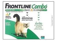 Frontline Combo for Cats 6 boxes of 3 x pipette