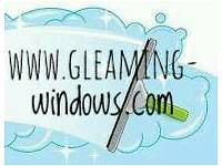 Window cleaning pressure washing
