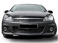 Vauxhall Astra H Mk5 VXR Front Bumper inc Grille ABS Plastic NEW BOXED