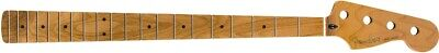 NEW Fender Jazz Bass Replacement NECK Roasted Maple! 20 Fret 0990702920
