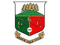 KNOCK GOLF CLUB 4 BALL VOUCHER