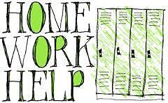 Homework? Let us do your assignments and homework!