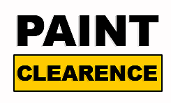 Paint clearanceLogo