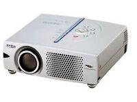 Sanyo Projector - PLC-XW20, Home Cinema