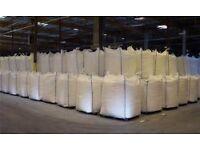 Sand ballast all aggregate tonne bag