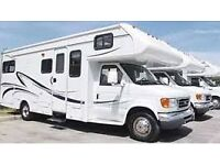 i am looking for a motorhome camper anything considered