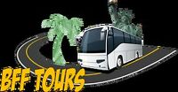 JUSTIN BIEBER CONCERT BUS TOUR - QUEBEC CITY MAY 13-15TH