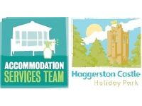 Accommodation Cleaners - Haggerston Castle Holiday Park